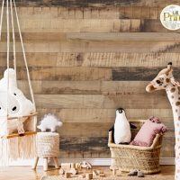 Wallpaper Natural Wood,3D Wall mural,  Wooden Planks,  Self Adhesive or Vinyl