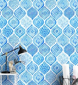removable wallpaper blur boho chic self adhesive vinyl bedroom living rom